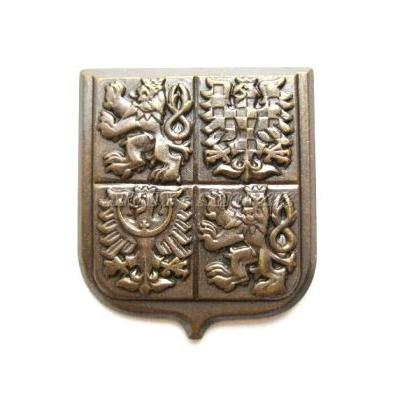 Odznak AČR, mosazný