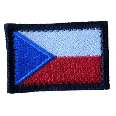 Nášivka Vlajka ČR, malá