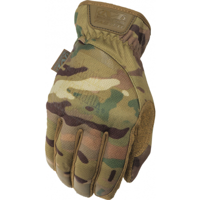 Rukavice Mechanix FastFit, multicam, XL