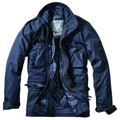 Men's jacket M-65 Standard, Brandit, Navy blue, 5XL