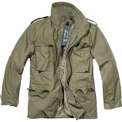 Pánská bunda Brandit M-65 Standard, olivová, XL