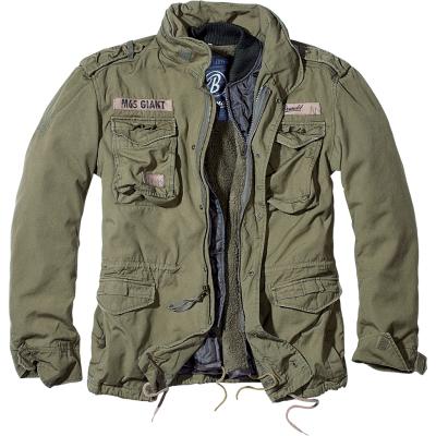 Men's jacket M-65 Giant, Brandit, Olive, L