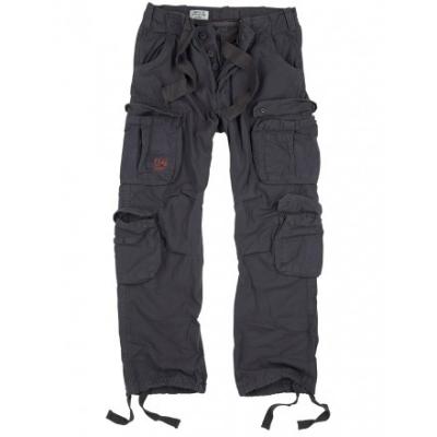 Trousers Airborne Vintage, Surplus, black, 6XL