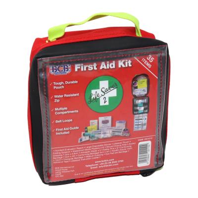 Lifesaver #2 First Aid Kit, BCB
