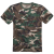 Men's T-shirt, Brandit, Woodland, 3XL