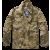 Pánská bunda Brandit M-65 Standard, Ripstop, tactical camo, 3XL