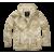 Windbreaker Jacket Brandit Frontzip, Ripstop, sandstorm, 3XL