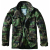 Men's jacket M-65 Standard, Brandit, Woodland, S