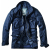 Men's jacket M-65 Standard, Brandit, Navy blue, S