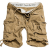 Division shorts, Surplus, desert, 4XL