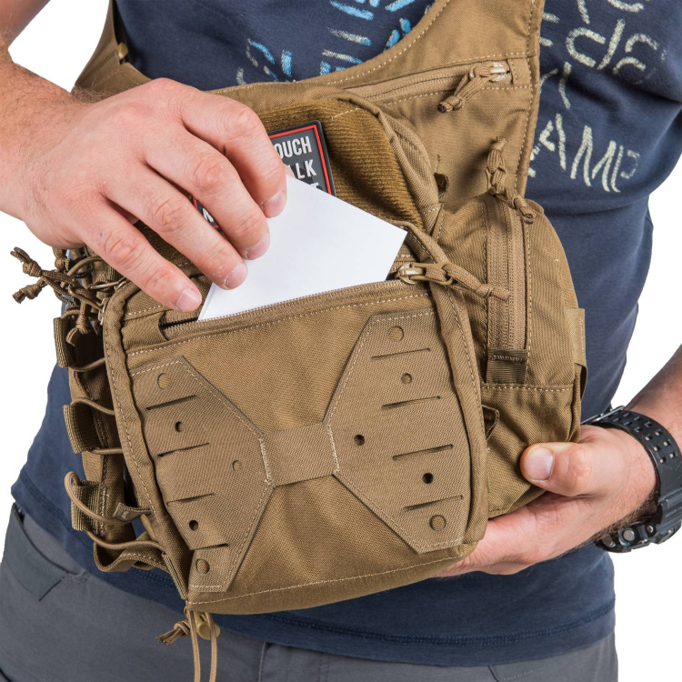 Taška přes rameno EDC SIDE BAG® Cordura, Helikon - Taška přes rameno EDC SIDE BAG®