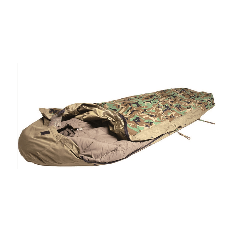 Nepromokavý potah na spací pytel z třívrstvého laminátu, Mil-Tec