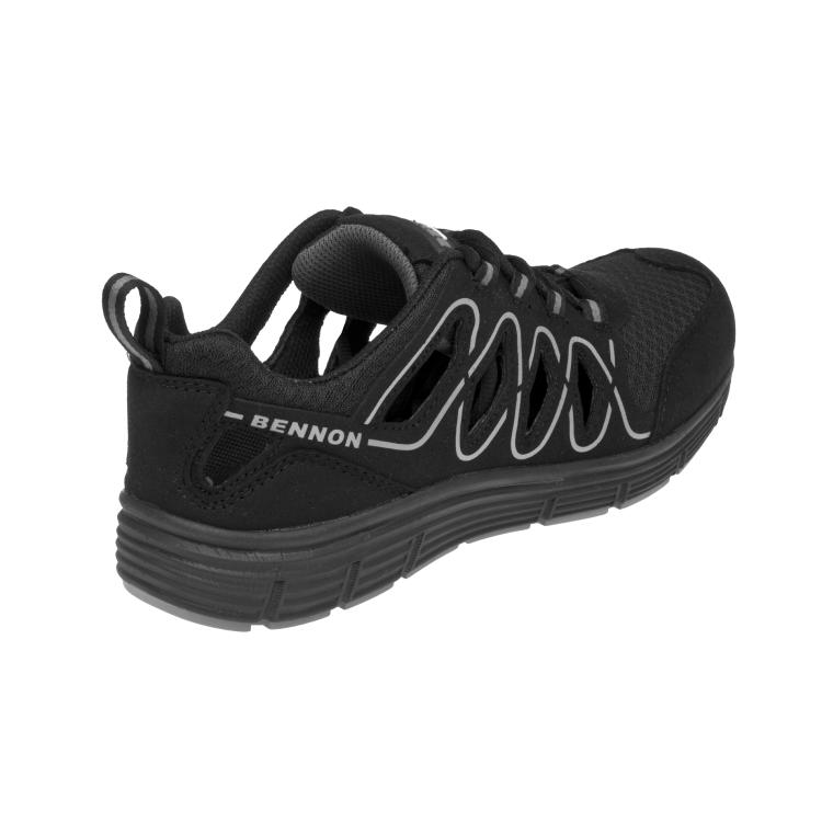Sportovní obuv Rebel 01 Grey Low, Bennon