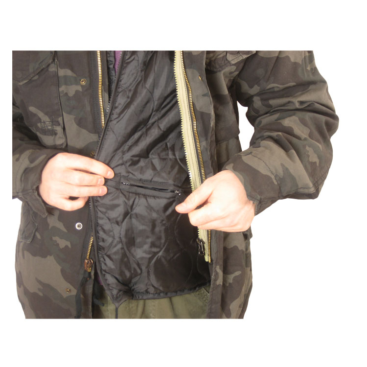 M65 Regiment jacket, Surplus