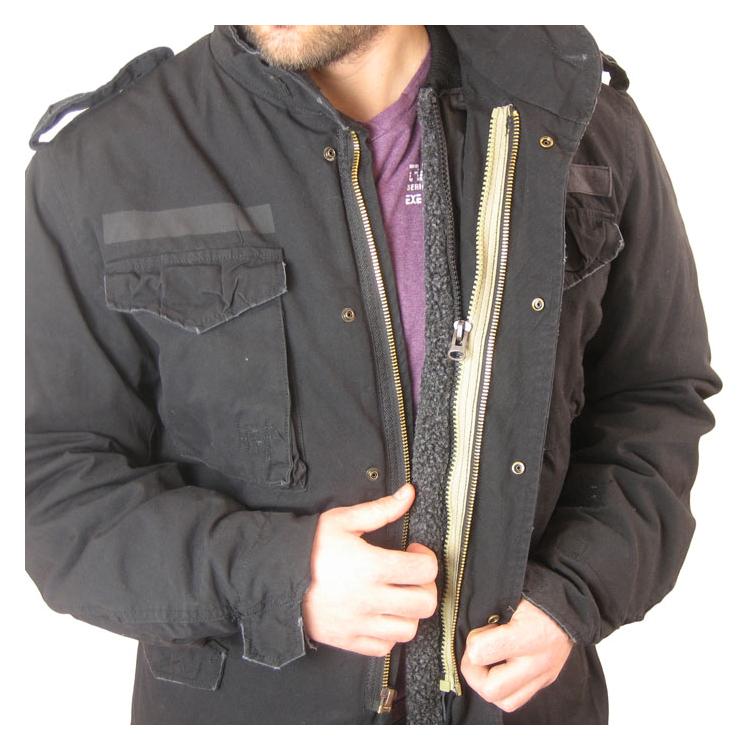 M65 Regiment jacket, Surplus