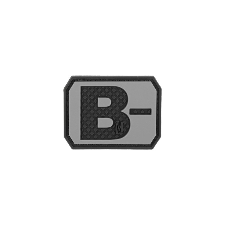 B- Blood Type Morale Patch, Maxpedition