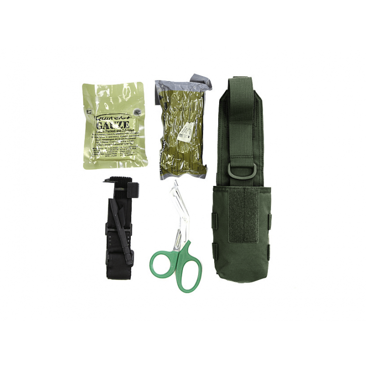 Individual First Aid Pouch IFAK, Warrior