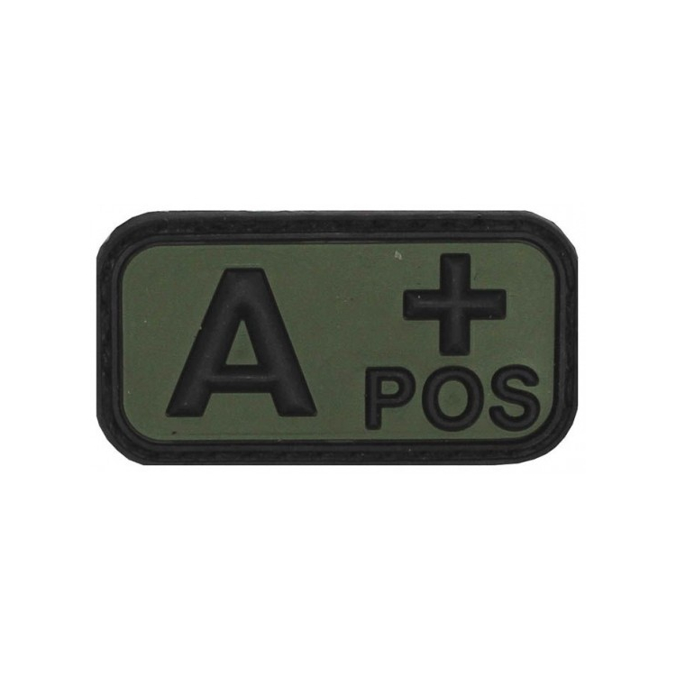 Velcro Patch blood group, MFH