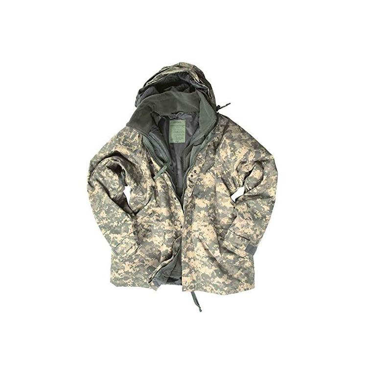 Waterproof functional jacket ECWCS, Mil-Tec