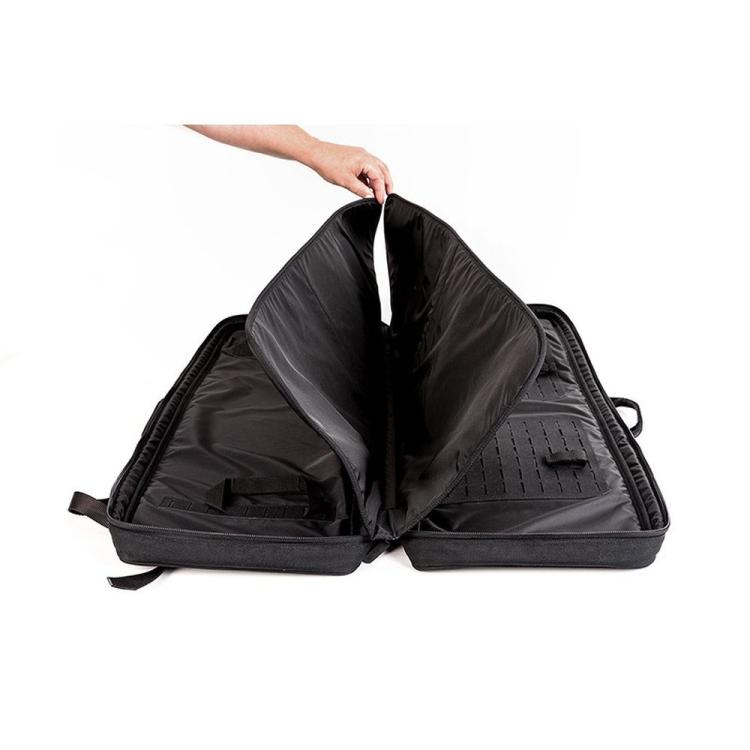 Bag with shooter mat for assault rifle, Fenix