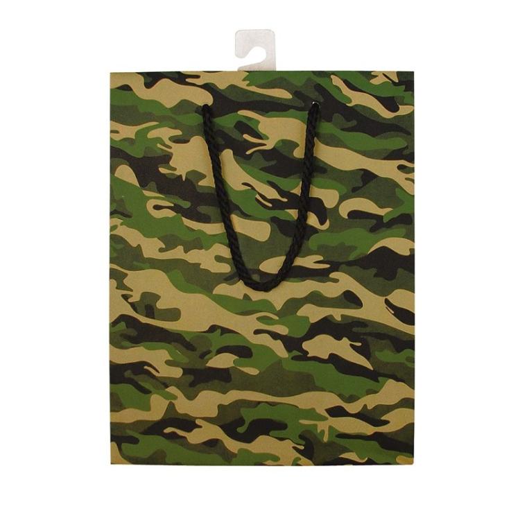 Paper gift bag, large, Rothco