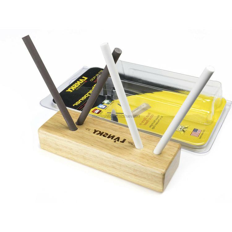4-Rod Turn Box Sharpening System, Lansky