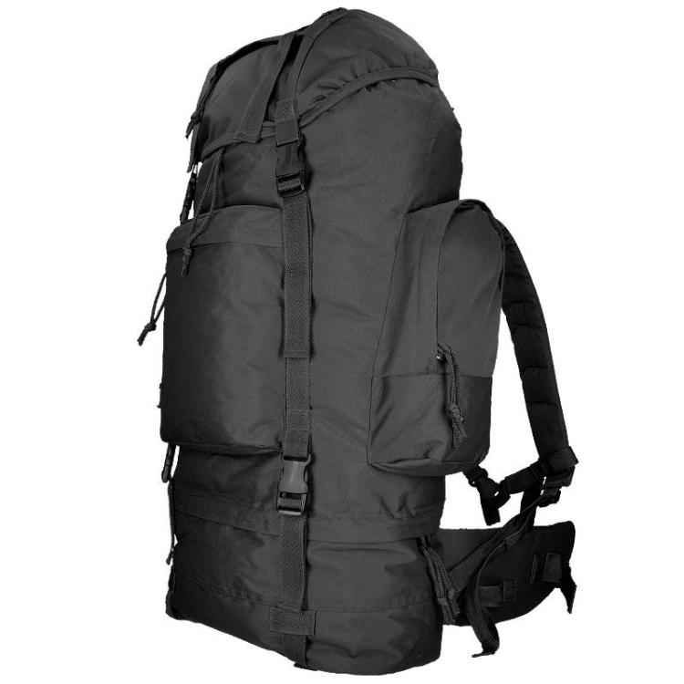 Backpack Ranger, 75 L, Black, Mil-Tec
