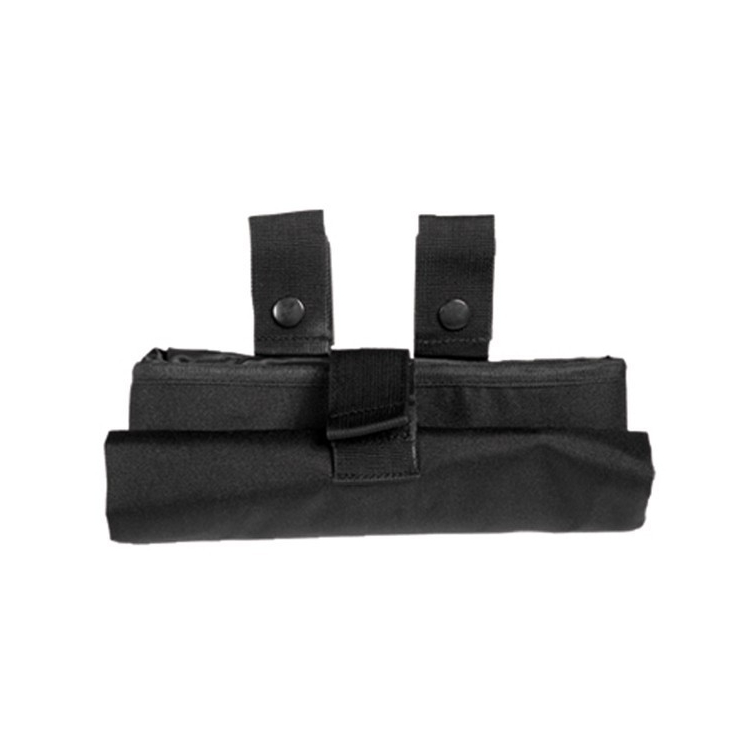 Black empty shell pouch, olive, Mil-Tec
