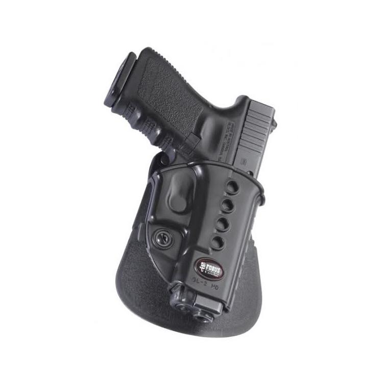Glock Fobus GL-2ND pistol holster, paddle