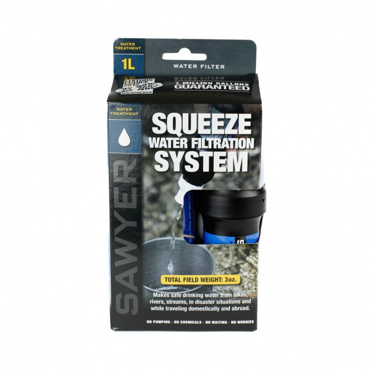 Squeeze Filter, Sawyer