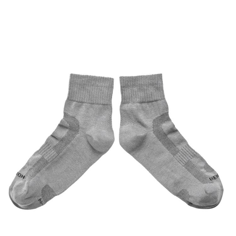 Ponožky Bennon Air, šedé - Ponožky Bennon Air, šedé