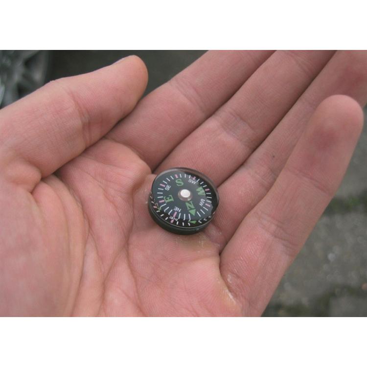 Explorer Button Compass, BCB
