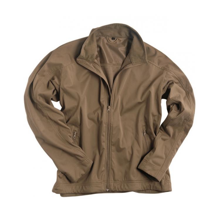 Softshell Jacket PCU, Mil-Tec