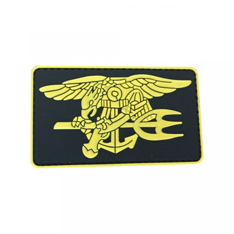 """PVC patch """"US Navy Seal"""""""