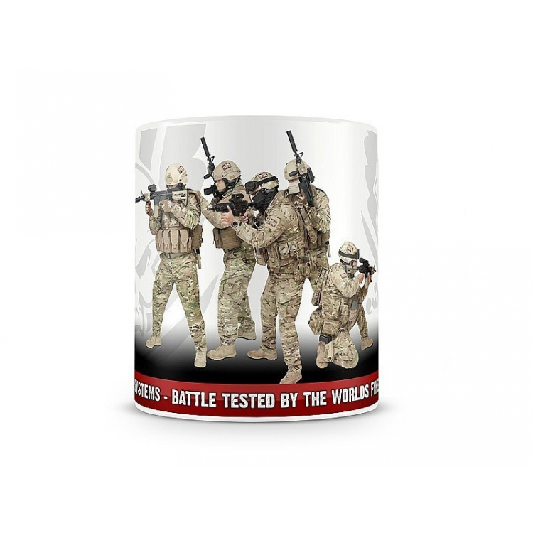 Mug, Warrior Assault Systems