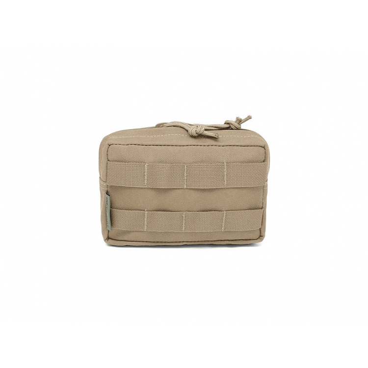 Small Horizontal MOLLE Pouch, Warrior