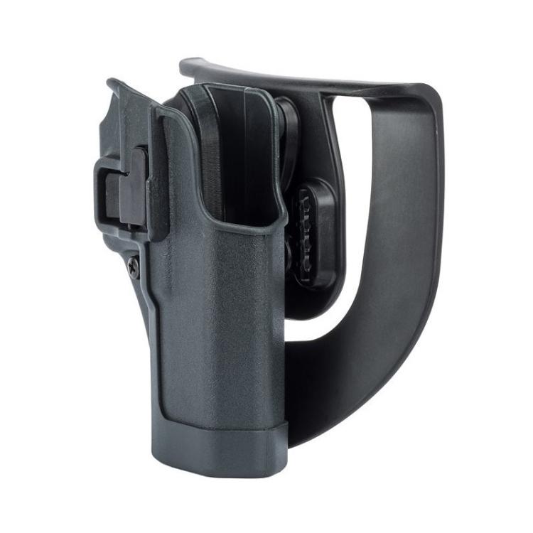Kydex Holster Serpa Concealment, BlackHawk, Black
