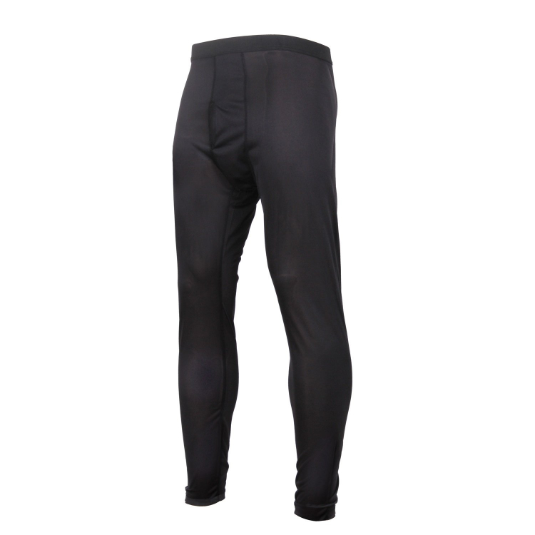 Gen III Silk Weight Bottoms,  black, Rothco