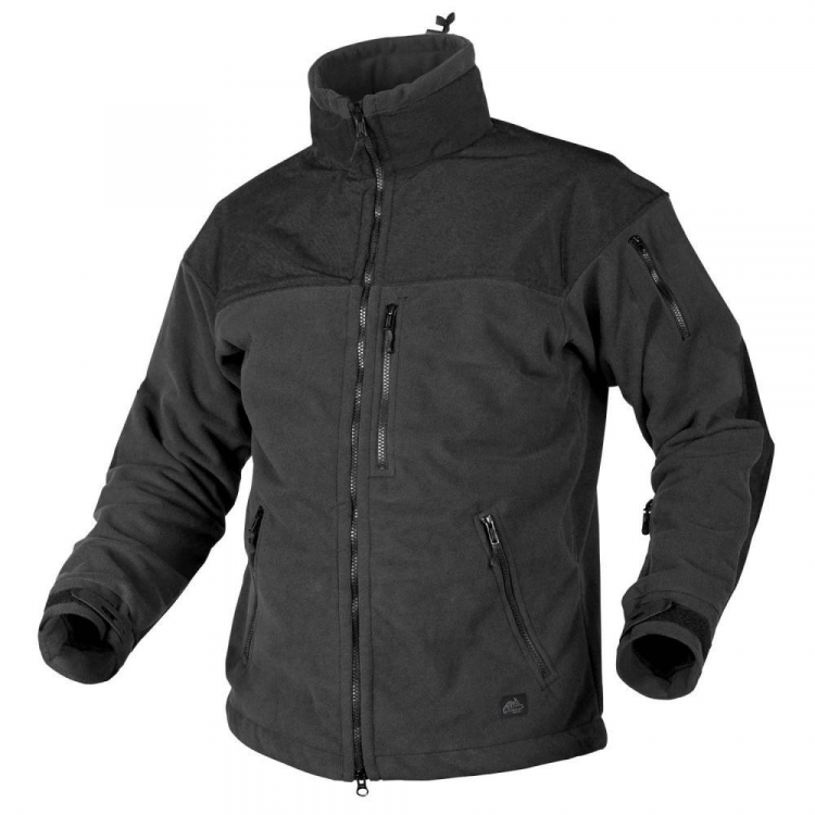 Classic Army Jacket - Fleece Windblocker, Helikon