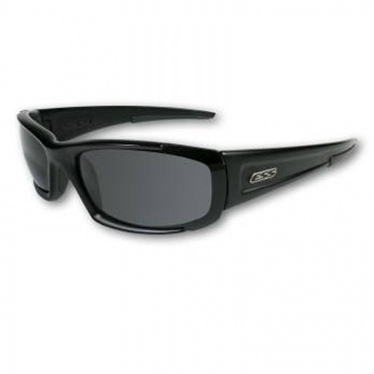 Ballistic Sunglasses CDI Black, 2 LS, ESS