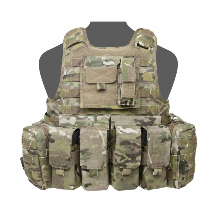 Raptor Plate Carrier, Warrior