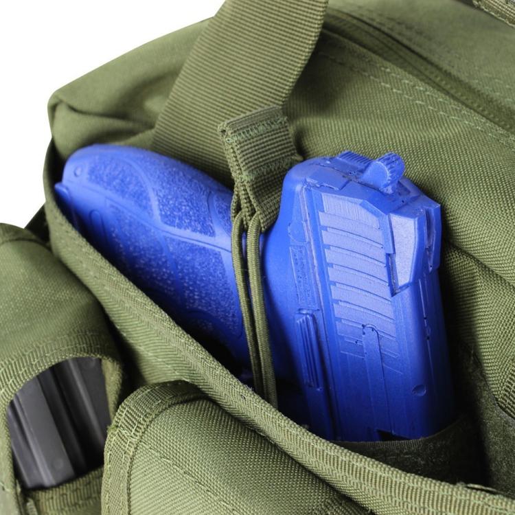 Tactical Response Bag, Black, Condor