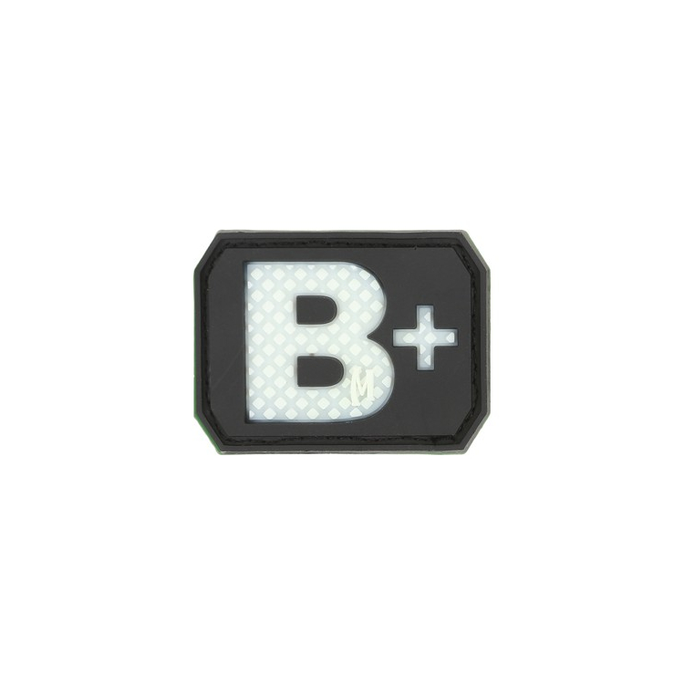 B+ Blood Type Morale Patch, Maxpedition