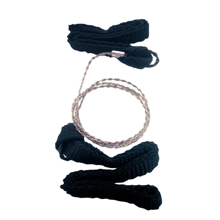 Commando wire saw & Webbing Loops,BCB