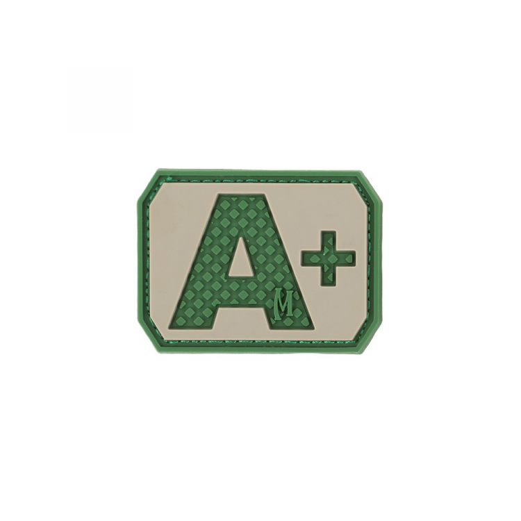 A+ Blood Type Morale Patch, Maxpedition