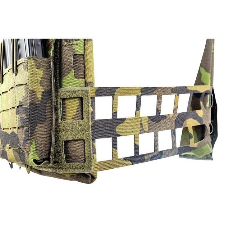 Low profile plate carrier Démon, LASER CUT, Fenix
