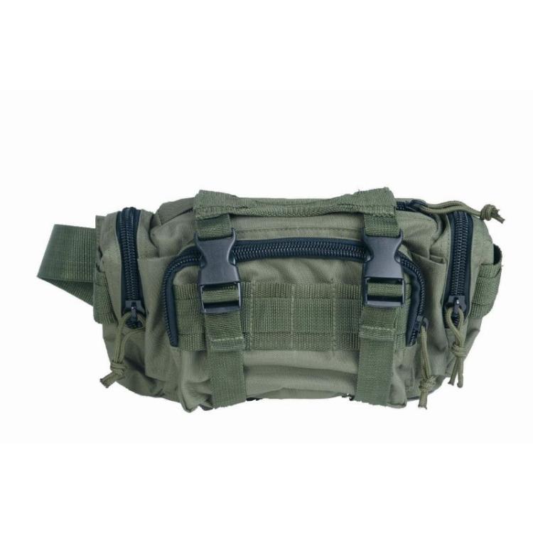 Waist Bag Modular System, Olive, Mil-Tec