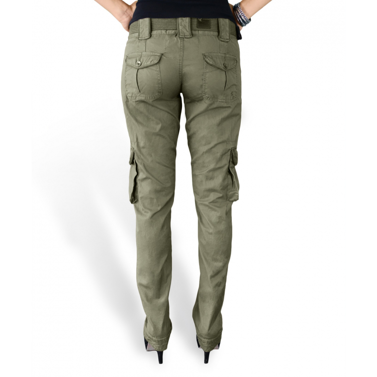 Ladies trousers Premium Slimmy, Surplus