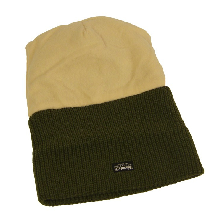 Knitted winter cap Thinsulate, Olive, Mil-Tec