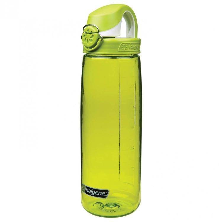 On-The-Fly Lock-Top Bottle, 24oz, Nalgene